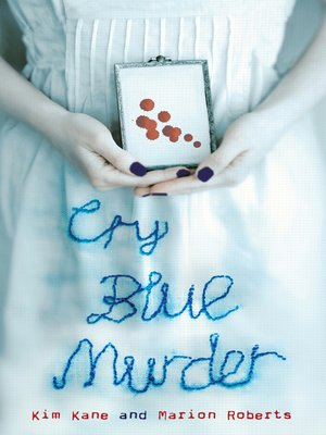 cover image of Cry Blue Murder