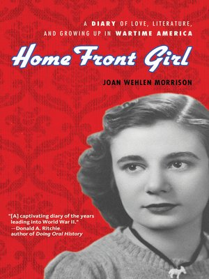 cover image of Home Front Girl