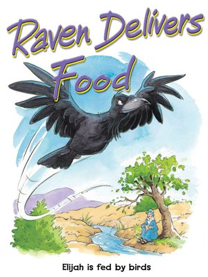 cover image of Raven Delivers Food