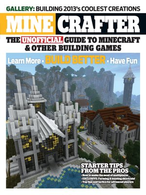cover image of Minecrafter