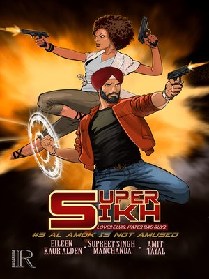 cover image of Super Sikh, Issue 3