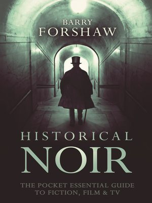 cover image of Historical Noir