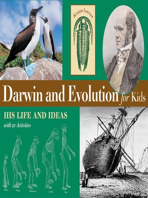 cover image of Darwin and Evolution for Kids