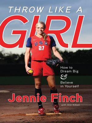 cover image of Throw Like a Girl