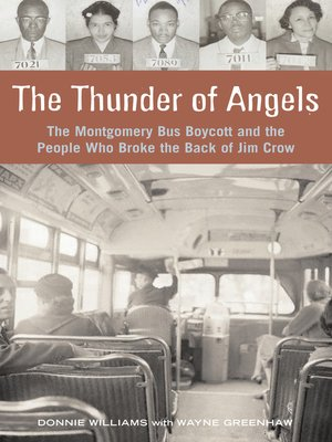 cover image of The Thunder of Angels