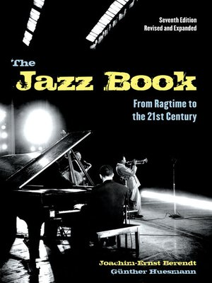 cover image of The Jazz Book