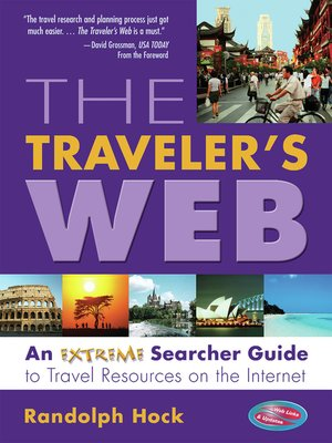 cover image of The Traveler's Web