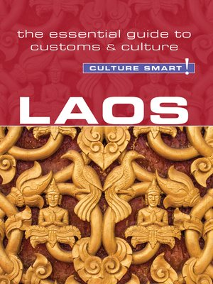 cover image of Laos--Culture Smart!