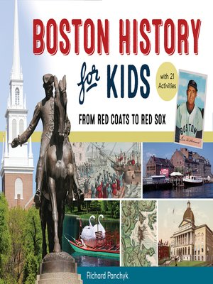 cover image of Boston History for Kids
