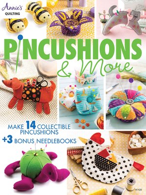 cover image of Pincushions & More
