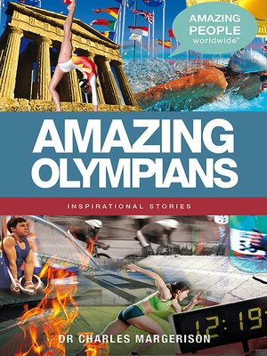 cover image of Amazing Olympians