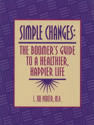 cover image of Simple Changes
