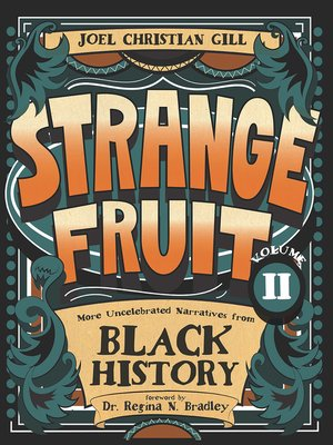 cover image of Strange Fruit, Volume II