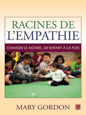cover image of Racines de l'empathie