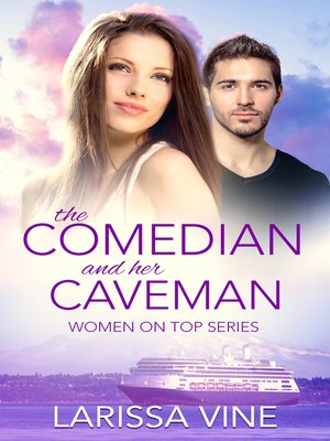 cover image of The Comedian and her Caveman