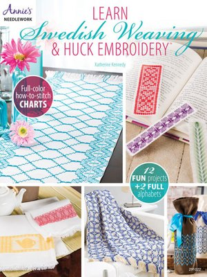 cover image of Learn Swedish Weaving & Huck Embroidery