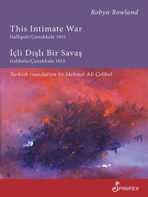 cover image of This Intimate War Gallipoli/Canakkale 1915