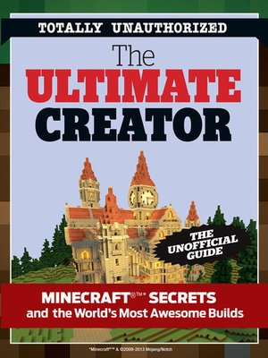 cover image of The Ultimate Creator