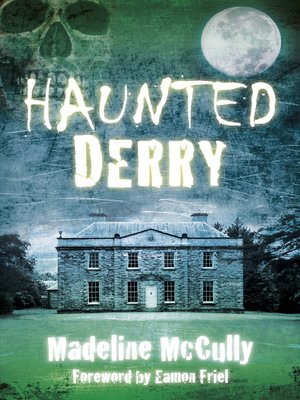 cover image of Haunted Derry