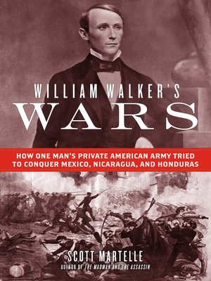cover image of William Walker's Wars