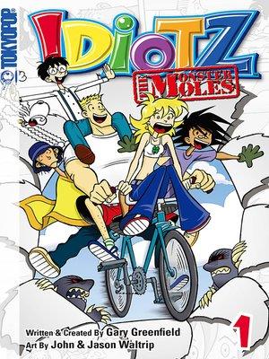 cover image of Idiotz Manga