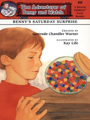 cover image of Benny's Saturday Surprise