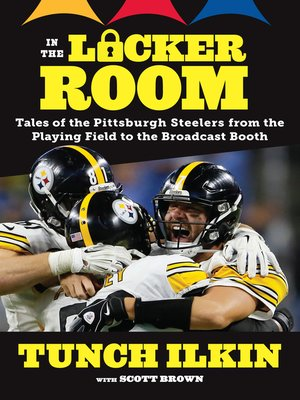 cover image of In the Locker Room