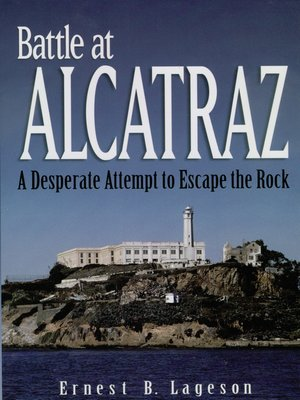 cover image of Battle at Alcatraz