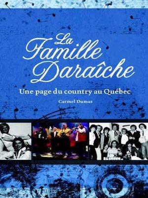 cover image of La famille Daraîche