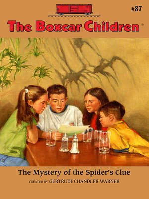 cover image of The Mystery of the Spider's Clue