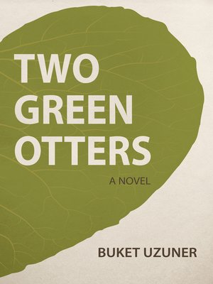 cover image of Two Green Otters