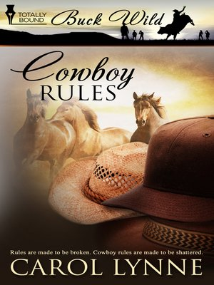 cover image of Cowboy Rules