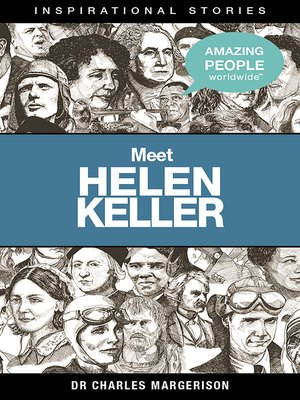 cover image of Meet Helen Keller