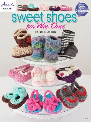 cover image of Sweet Shoes for Wee Ones