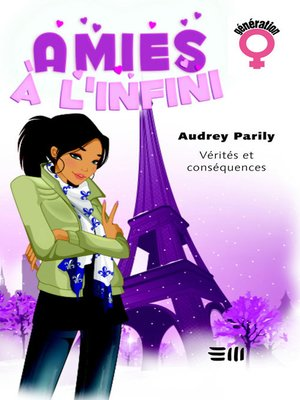 cover image of Amies à l'infini 02