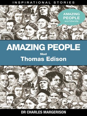 cover image of Meet Thomas Edison