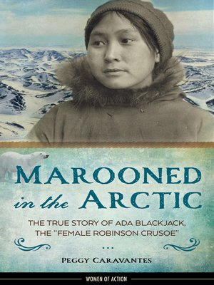 cover image of Marooned in the Arctic