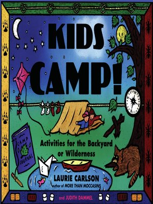 cover image of Kids Camp!