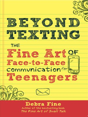 cover image of Beyond Texting