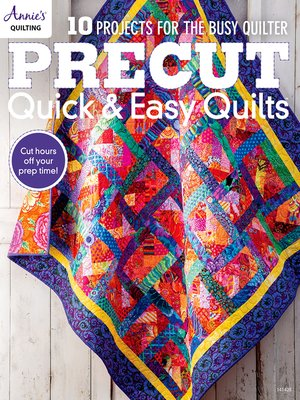 cover image of Precut Quick & Easy Quilts