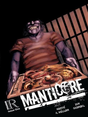 cover image of Manticore #1