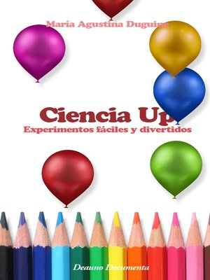 cover image of Ciencia Up
