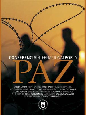 cover image of Conferencia Internacional por la Paz