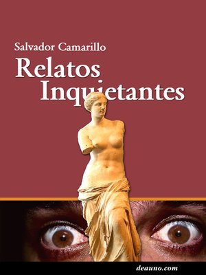 cover image of Relatos inquietantes
