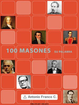cover image of 100 Masones - Su palabra
