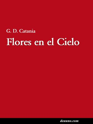 cover image of Flores en el cielo