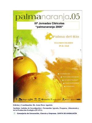cover image of IIIª Jornadas sobre Cítricos