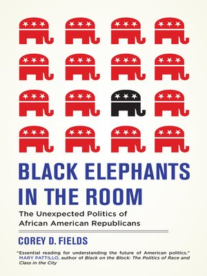 cover image of Black Elephants in the Room