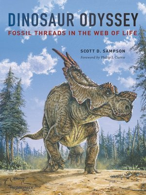 cover image of Dinosaur Odyssey