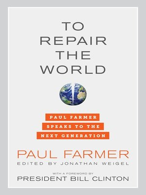 cover image of To Repair the World